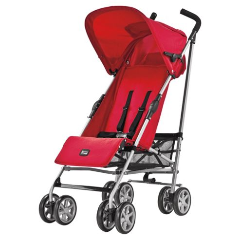 Britax B Lite Pushchair, Red