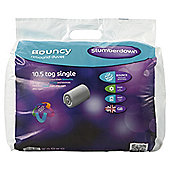 Slumberdown Bouncy Single Duvet 10.5 Tog