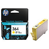 HP 364 Printer Ink Cartridge  - Yellow (CB320EE)