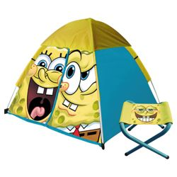 SpongeBob SquarePants Camping Set