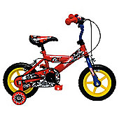 "Sonic Kap-pow 12"" Kids' Bike with stabilisers"