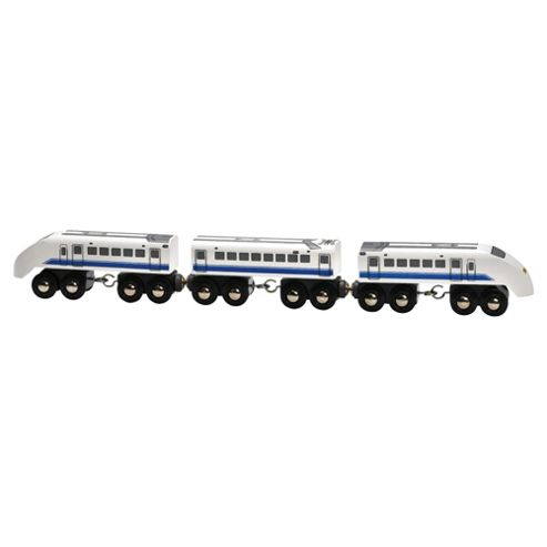 Brio Classic Accessory Shinkansen Passenger Train, wooden toy