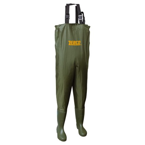 Zebco Nylon Chest Waders