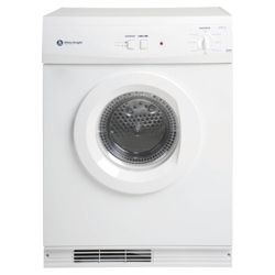 White Knight Large Air Vented  Tumble Dryer 837W