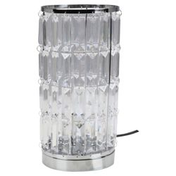 Tesco Lighting Annouska glass table lamp