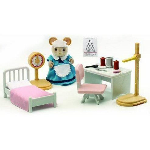 Sylvanian Families School Nurse Set