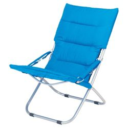 Gelert Newton Padded Lounger Camping Chair