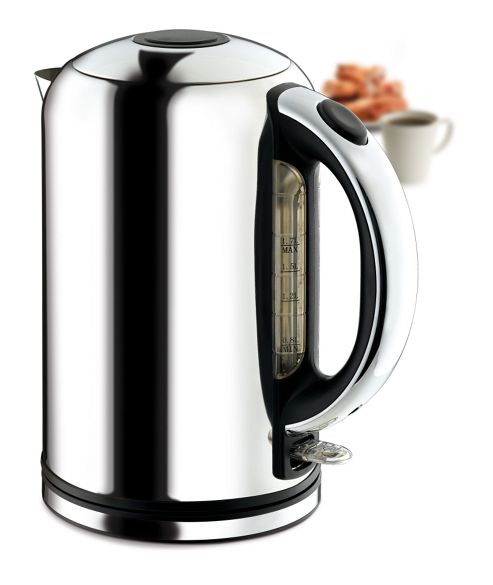 Prestige Basics Stainless Steel Kettle
