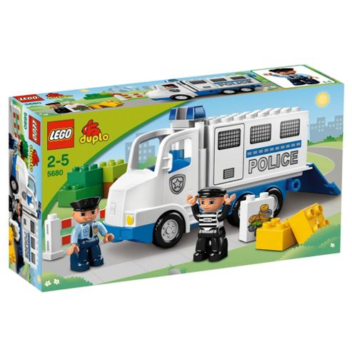 LEGO Duplo Police Truck 5680