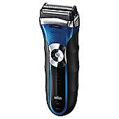Braun Series 3 380s-4 Rechargeable Wet & Dry Foil Electric Shaver