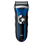 Braun Series 3 380s-4 shaver with Wet & Dry functionality