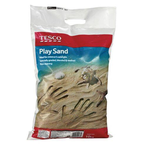 Tesco Play Sand, 10Kg