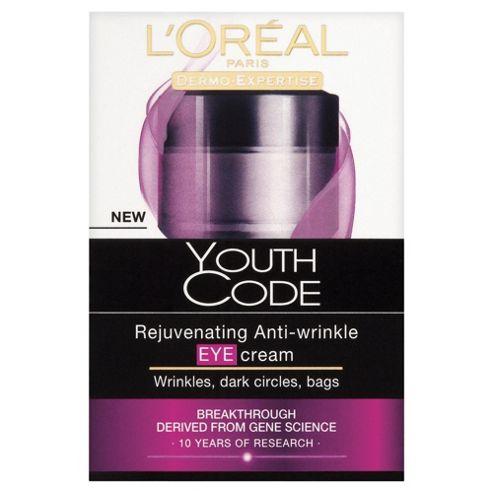 L'Oréal Youth Code Youth Boosting Cream Eye 15ml