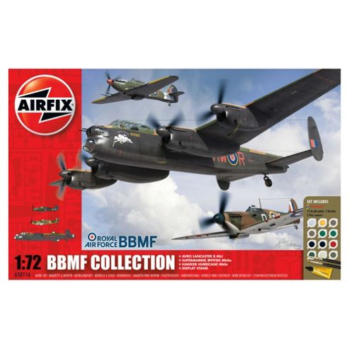 Hornby Airfix Battle Of Britain Memorial Flight Collection Gift Set