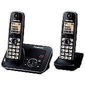 Panasonic KX-TG6622EB Digital Cordless telephone - Set of 2