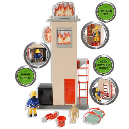 Fireman Sam Training Tower
