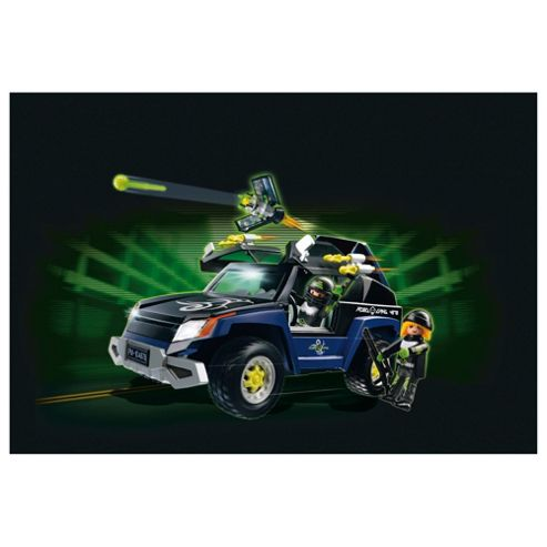 Playmobil 4878 Robo Gangster Vehicle