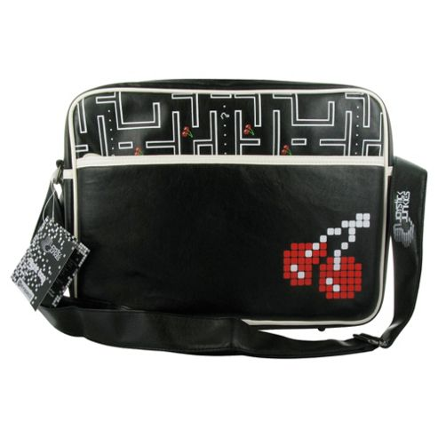 Joystick Junkies Black/Red Pixel Cherry Flight Bag