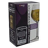 WineBuddy 7 day Chardonnay Kit, 6 bottles