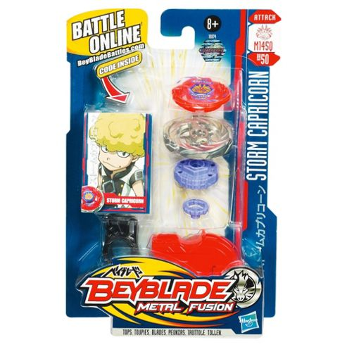 Beyblade Storm Capricorn Battle Top