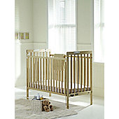Saplings Maria Folding Cot With Mattress