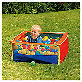 Tesco Pop Up Ballpit