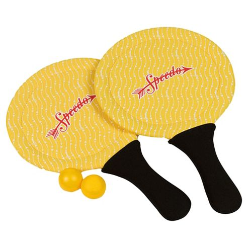 Speedo Beach Bat & Ball, Yellow