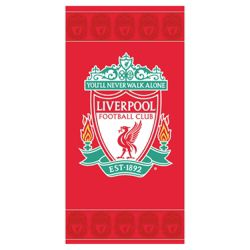 Liverpool Border Crest Towel
