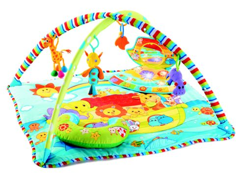 Tiny Love Gymini Kick and Discover Baby Activity Play Gym