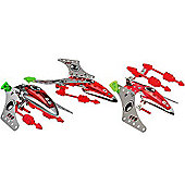 Meccano Raiders Space Ship (Styles Vary)