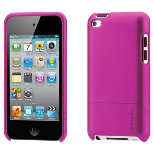 Griffin GB01941 Pink Outfit Ice for iPod Touch 4G