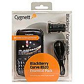 Cygnett BlackBerry® Curve™ Bundle Apple 8520/9300 Black
