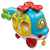 VTech Baby Learn and Sort Helicopter
