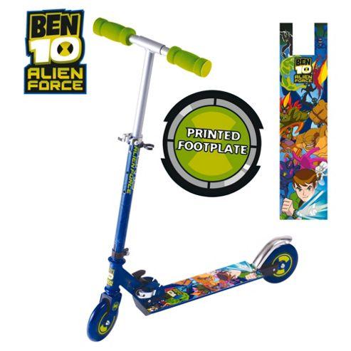 Ben 10 Omniverse 2-Wheel Inline Scooter
