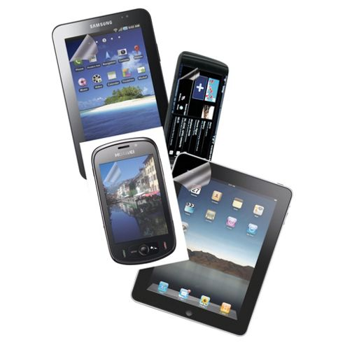 Pro-Tec Defender Universal Screen Protectors for Tablets up to 10.2