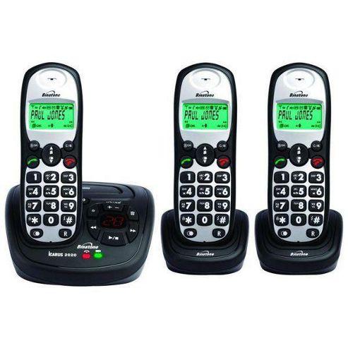 Talk Talk 2023 Triple Telephone