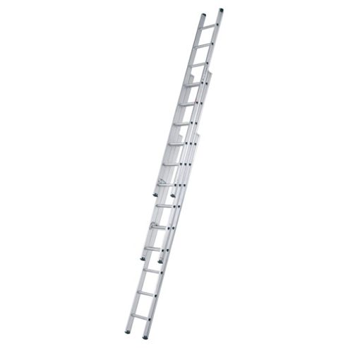 Abru 2.57M Triple Diy Extension Ladder, 42325