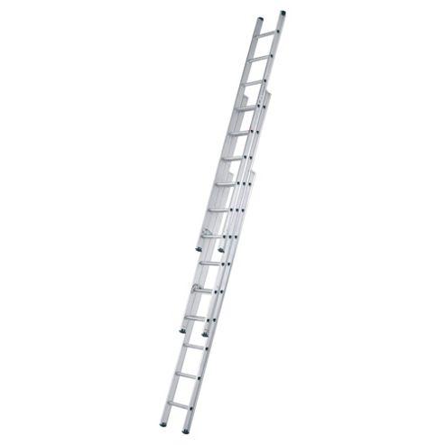 Abru 2.57M Triple Diy Extension Ladder, 42325
