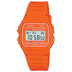 Casio Orange Retro Digi