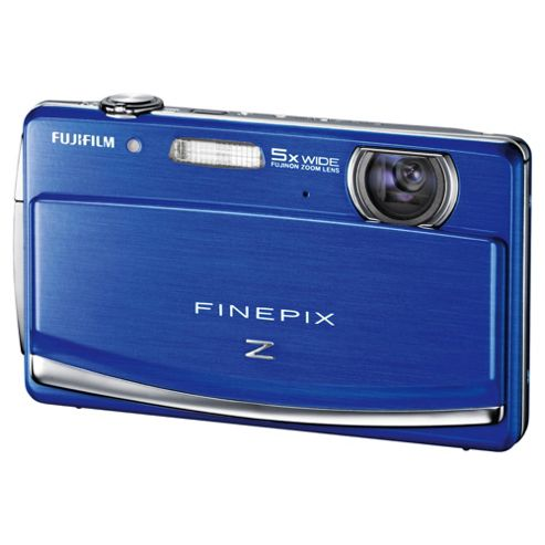 Fuji FinePix Z90 Digital Camera (Blue)