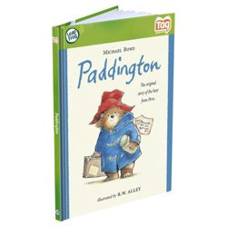 LeapFrog Tag Paddington Bear Book