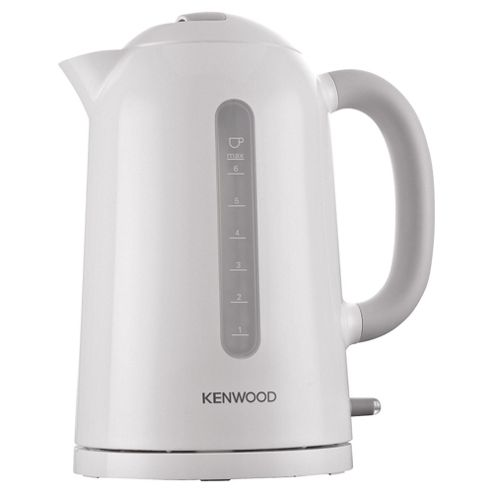 Kenwood JKP200 Cordless 1.6L Jug Kettle - White