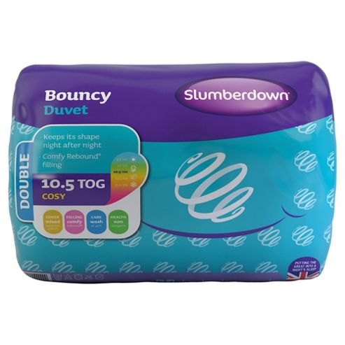 Slumberdown Double Duvet 10.5 Tog - Bouncy