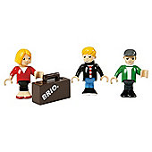 Brio Classic Family Figure Pack, wooden toy