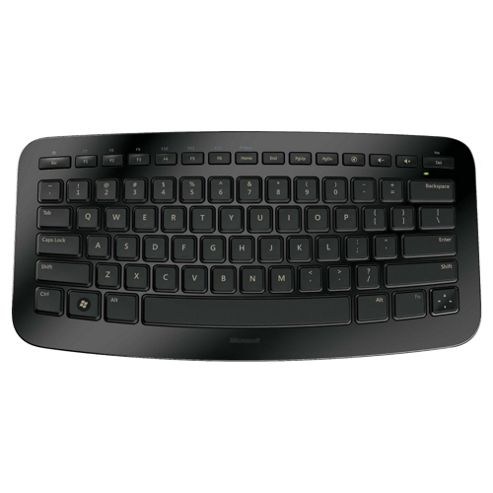 Microsoft Arc Wireless Keyboard Black