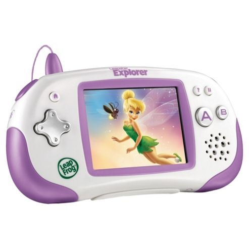 LeapFrog Leapster Explorer Learning Console Pink