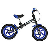 Blue & Black Balance Bike