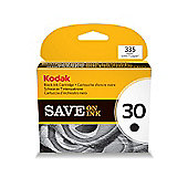 Kodak 30 Printer Ink Cartridge - Black