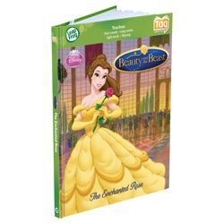 LeapFrog Tag Beauty & The Beast Book