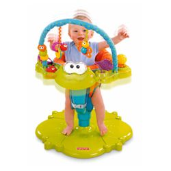 Fisher-Price Bounce & Spin Froggy Entertainer
